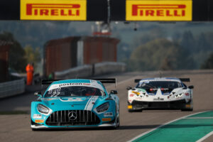 ADAC GT Masters, 7. + 8. Lauf Sachsenring 2020 - Foto: Gruppe C Photography; #22 Mercedes-AMG GT3, Toksport WRT: Luca Stolz, Maro Engel
