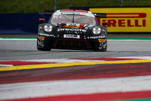 ADAC GT Masters, 9. + 10. Lauf Red Bull Ring 2020 - Foto: Gruppe C Photography; #99 Porsche 911 GT3 R, Precote Herberth Motorsport: Robert Renauer, Sven Müller