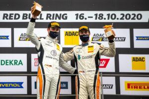 ADAC GT4 Germany, 7. + 8. Lauf Red Bull Ring 2020 - Phil Dörr und Fred Martin-Dye
