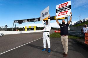 ADAC GT Masters Sachsenring Franz Anton