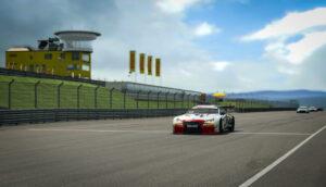 ADAC GT Masters eSports Championship powered by EnBW mobility+, Sachsenring, Gergo Baldi