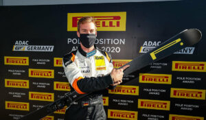 Lennart Marioneck RTR Projects ADAC GT4 Germany Sachsenring 2020