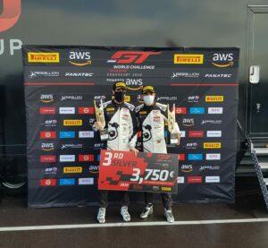 Madpanda Motorsport GT World Challenge 2020 Ezequiel Companc und Axcil Jefferies Barcelona
