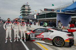 Team Honda Racing Indianapolis Intercontinental GT Challenge 2020