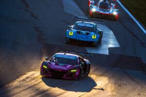 IMSA, Petit Le Mans 2020 Meyer Shank Racing Acura NSX GT3