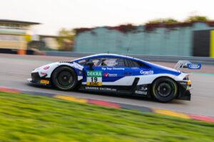 GRT Grasser Racing Team, Lamborghini Huracán GT3 EVO #19 ADAC GT Masters Sachsenring 2020