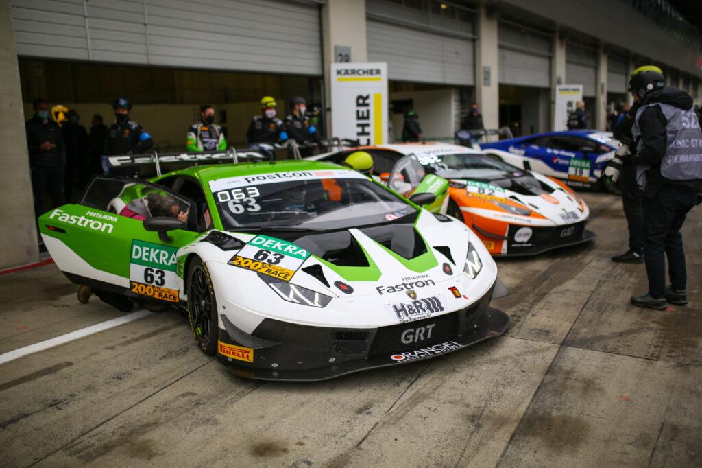 GRT Grasser Racing Team ADAC GT Masters 2020 Spielberg Red Bull Ring