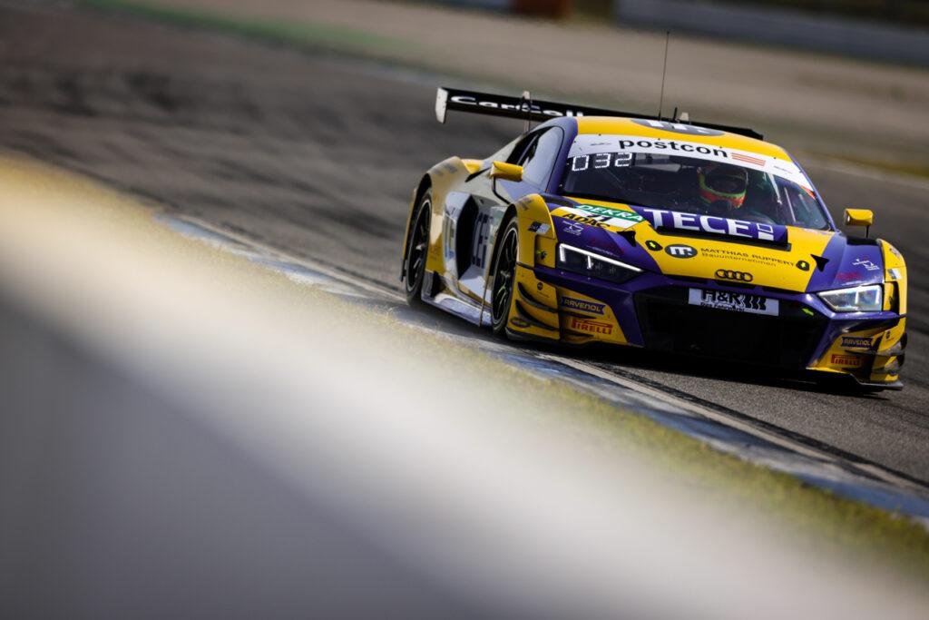 ADAC GT Masters, 5. + 6. Rennen Hockenheimring 2020 -Team EFP Car Collection by TECE
