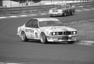 Gerhard Berger (AUT, BMW), Archiv 1985  © DTM