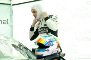 2020 DTM Trophy Nürburgring SPR; Tim Heinemann (GER), HP Racing, Mercedes AMG