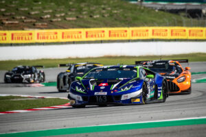 Lamborghini Emil Frey Racing - GT World Challenge Europe 2020 - Barcelona - Podium