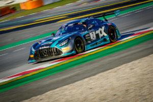 Toksport WRT GTWCE 2020 Mercedes AMG GT3