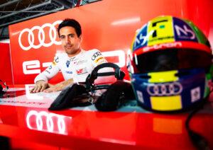 Formula E, Marrakesh E-Prix 2020 Lucas di Grassi