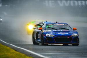 Indianapolis 8 Hour 2020 Audi R8 LMS GT4 #8 (GMG Racing), Andy Lee/Elias Sabo/James Sofronas