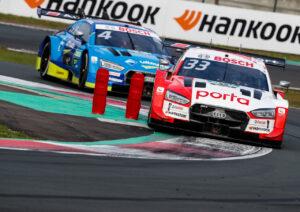 DTM 2020, Zolder II Audi Sport RS 5 DTM #33 (Audi Sport Team Rosberg), René Rast