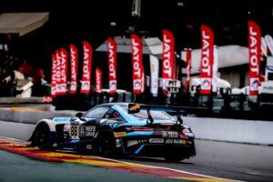 AKKA ASP Mercedes-AMG GT3 24h Spa 2020