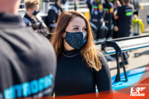 Carrie Schreiner ADAC GT Masters Hockenheimring 2020