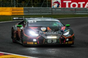 FFF Racing Lamborghini 24h Spa 2020