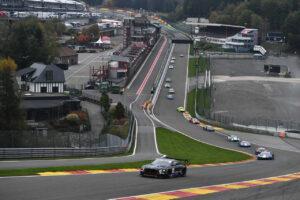 Bentley Team Lazarus Bentley Continental GT3 IGTO Spa Francorchamps 2020
