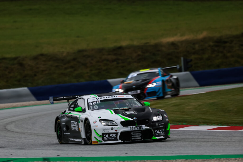 ADAC GT Masters, 9. + 10. Lauf Red Bull Ring 2020 - Foto: Gruppe C Photography Schubert Motorsport BMW M6 GT3