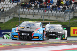 MRS BMW M6 GT3 ADAC GT Masters Spielberg Red Bull Ring 2020