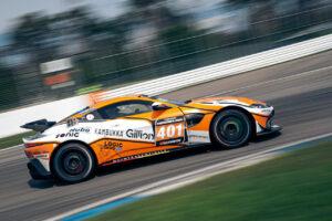 PROsport Racing Aston Martin Vantage GT4