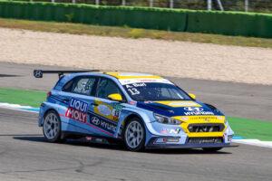 Hyundai Team Engstler Antti Burri ADAC TCR Germany Hockenheimring 2020