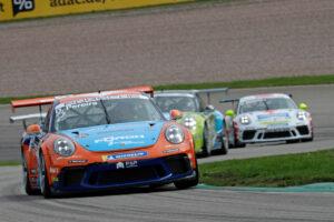 Porsche 911 GT3 Cup, Dylan Pereira (L), Porsche Carrera Cup Deutschland, Sachsenring 2020