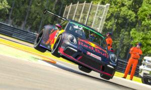 Porsche 911 GT3 Cup, Sebastian Job (GB), #22, Porsche TAG Heuer Esports Supercup, 2020