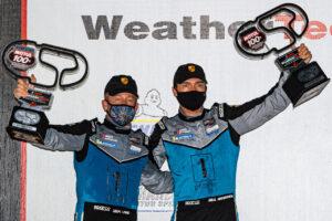 2020 IMSA - Charlotte Wright Motorsports: Patrick Long (USA), Ryan Hardwick (USA)