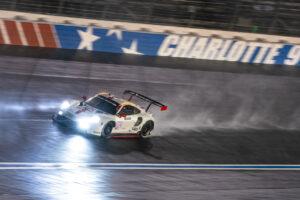 2020 IMSA - Charlotte Porsche 911 RSR, Porsche GT Team (#912), Earl Bamber (NZ), Laurens Vanthoor (B)