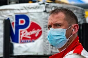 2020 IMSA - Charlotte Porsche GT Team: Nick Tandy (GB)