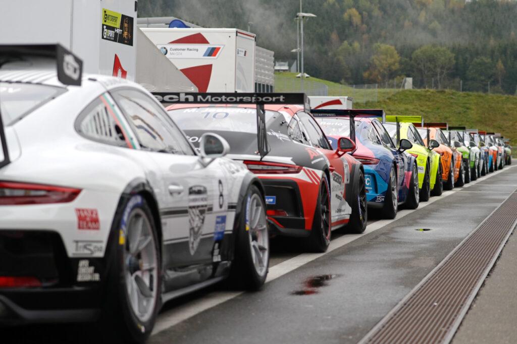 Porsche Carrera Cup Deutschland, Red Bull Ring 2020
