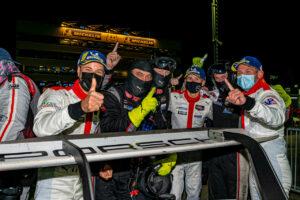 2020 IMSA - Petit Le Mans Porsche GT Team (#911)