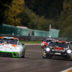 Total 24 Hours of Spa-Francorchamps Official Test Days 2020 - Foto: Gruppe C Photography; #991 Porsche 911 GT3 R, Herberth Motorsport: Jürgen Häring, Daniel Allemann, Ralf Bohn, Robert Renauer
