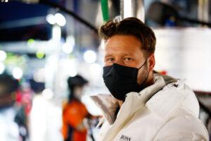 24 Hours of Spa Sebastian Golz (Projektleiter 911 GT3 R)