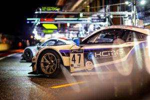 Porsche 911 GT3 R, KCMG (#47), Michael Christensen (DK), Richard Lietz (A), Kevin Estre (F) 24h Spa 2020