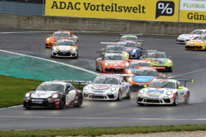 PCCD Lausitzring 2020 Start: Porsche Carrera Cup Deutschland, Lausitzring 2020