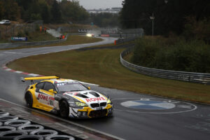 Nürburgring (GER), 26th September 2020. BMW M Motorsport, 24h Nürburgring, Nordschleife, #99 BMW M6 GT3, ROWE Racing, Nick Catsburg (NED), Philipp Eng (AUT), Alexander Sims (GBR), Nick Yelloly (GBR).