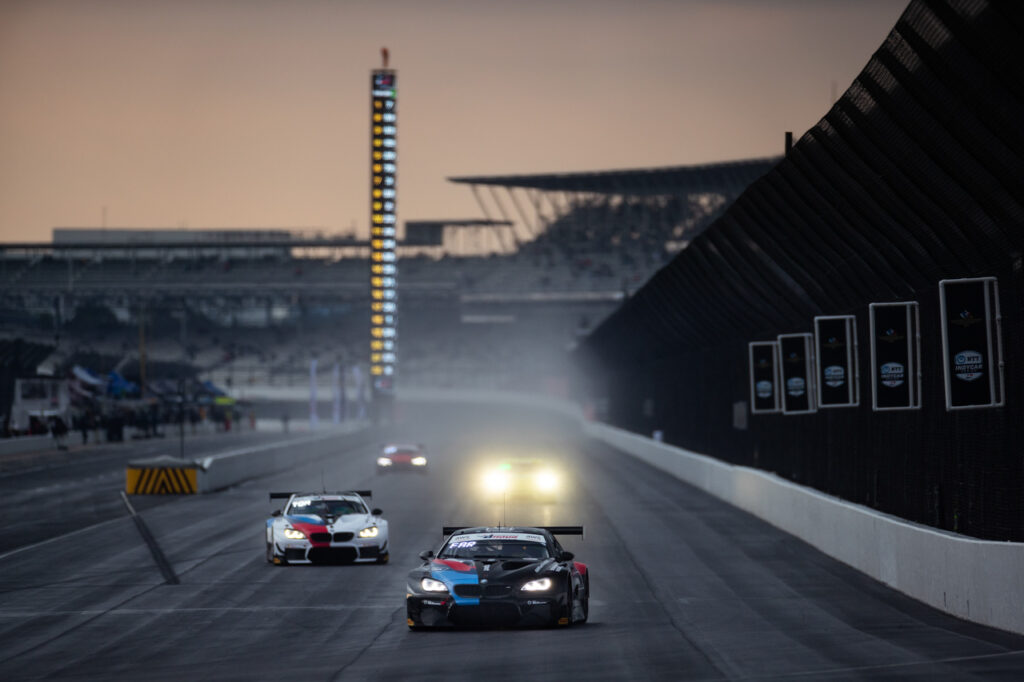 2020 Intercontinental GT Challenge. 8 Hours of Indianapolis. Indianapolis, USA. 1st - 4th October 2020