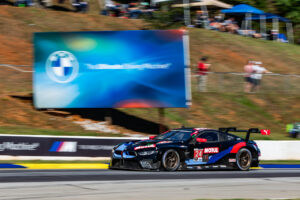 Road Atlanta (USA), 17th October 2020. IMSA WeatherTech SportsCar Championship, Petit Le Mans, BMW Team RLL, BMW M8 GTE, Jesse Krohn, John Edwards, Augusto Farfus.