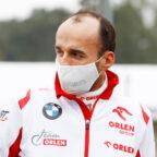 Zolder (BEL), 18th October 2020. BMW M Motorsport, DTM Rounds15 & 16, 3rd Place driver Robert Kubica (POL), BMW private customer team ART Grand Prix, BMW M4 DTM.