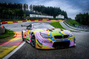Spa-Francorchamps (BEL), October 2020. Intercontinental GT Challenge, 24 Hours of Spa-Francorchamps, #10 BMW M6 GT3, Boutsen Ginion.