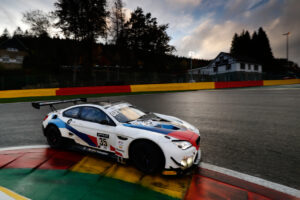 Spa-Francorchamps (BEL), 22nd to 25th October 2020. 24 Hours of Spa-Francorchamps, Intercontinental GT Challenge. BMW M Motorsport. #35 BMW M6 GT3, Walkenhorst Motorsport, Nick Yelloly (GBR), David Pittard (GBR), Martin Tomczyk (GER).