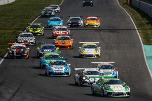 Porsche Sports Cup Deutschland - 2. Lauf Motorsport-Arena Oschersleben 2020