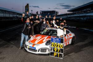 Porsche Sports Cup Deutschland - 4. Lauf Hockenheimring 2020