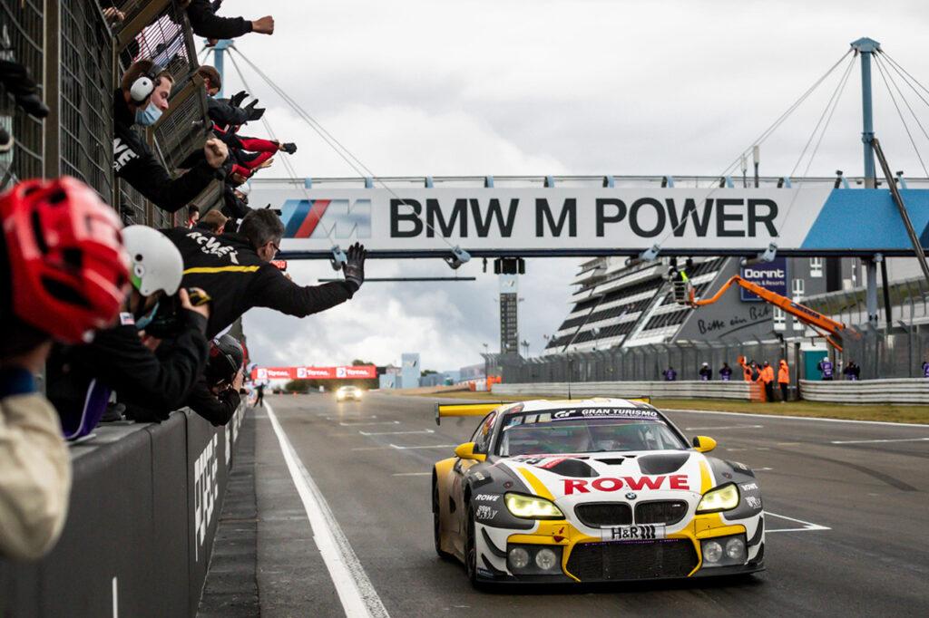 N24h 2020 #099 BMW M6 GT3, Rowe Racing: Alexander Sims, Nicky Catsburg, Nick Yelloly, Philipp Eng