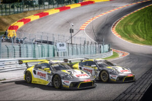 Official Test Days for Total 24 Hours of Spa-Francorchamps 2019 - Foto: Gruppe C Photography; Impression