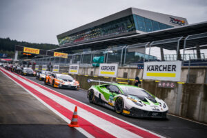 ADAC GT Masters Red Bull Ring Spielberg 2020