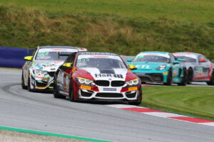 Team Hofor Racing by Bonk Motorsport BMW M4 GT4 ADAC GT4 Germany Spielberg Red Bull Ring 2020